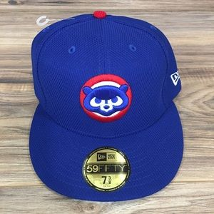 New Era Chicago Cubs 59FIFTY Fitted Size 7 3/8 New